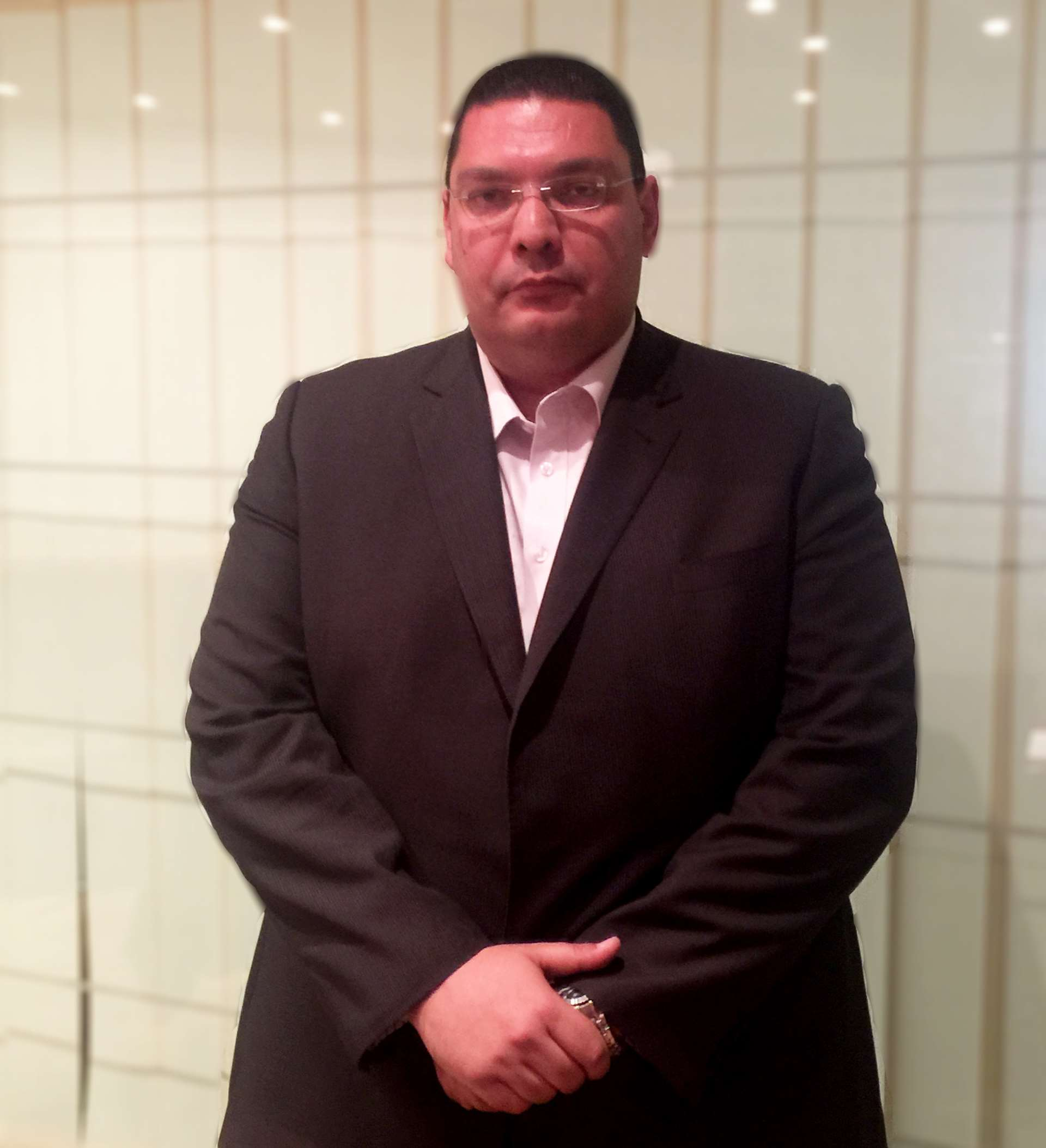 Ayman Shawky, Senior Finance Business Manager